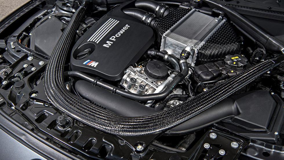 BMW M4 GTS 2016 morro motor