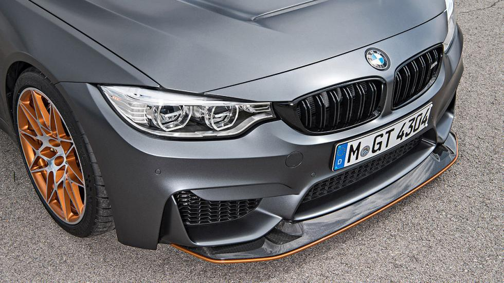BMW M4 GTS 2016 faros