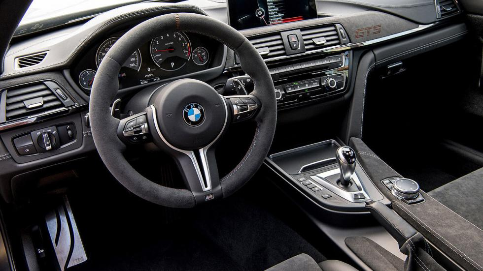 BMW M4 GTS 2016 volante