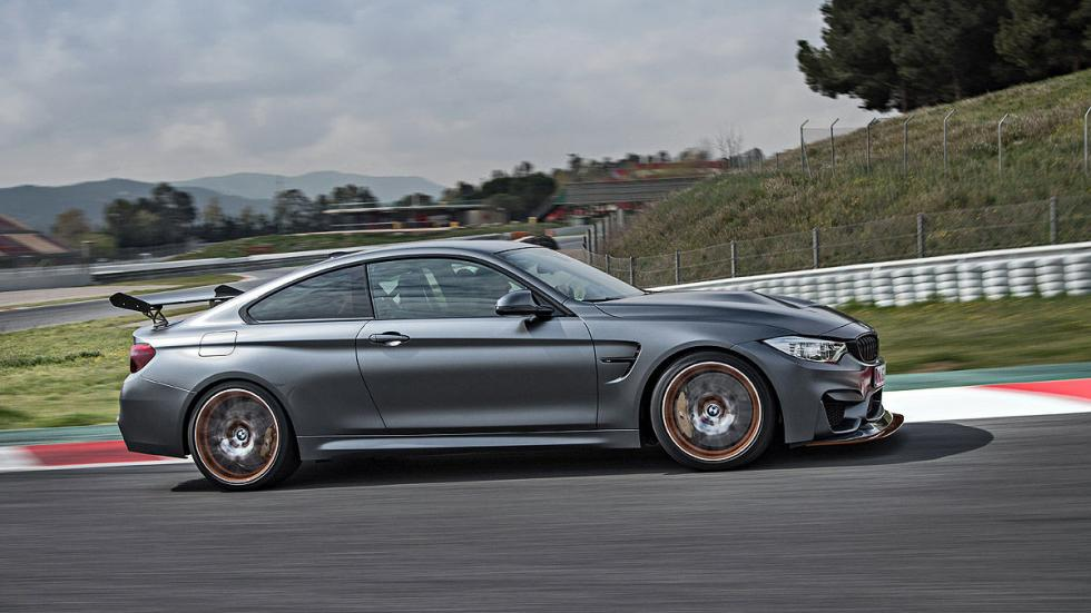 BMW M4 GTS 2016 lateral