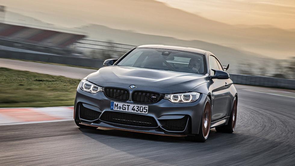 BMW M4 GTS 2016 lateral llanta dinámica