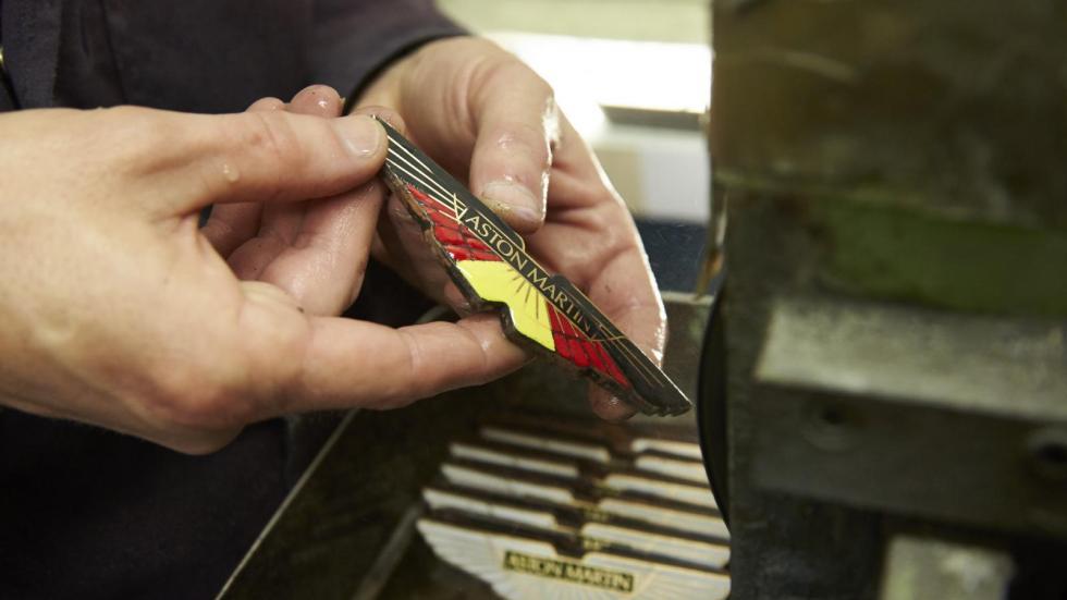 La colección de joyas de Aston Martin