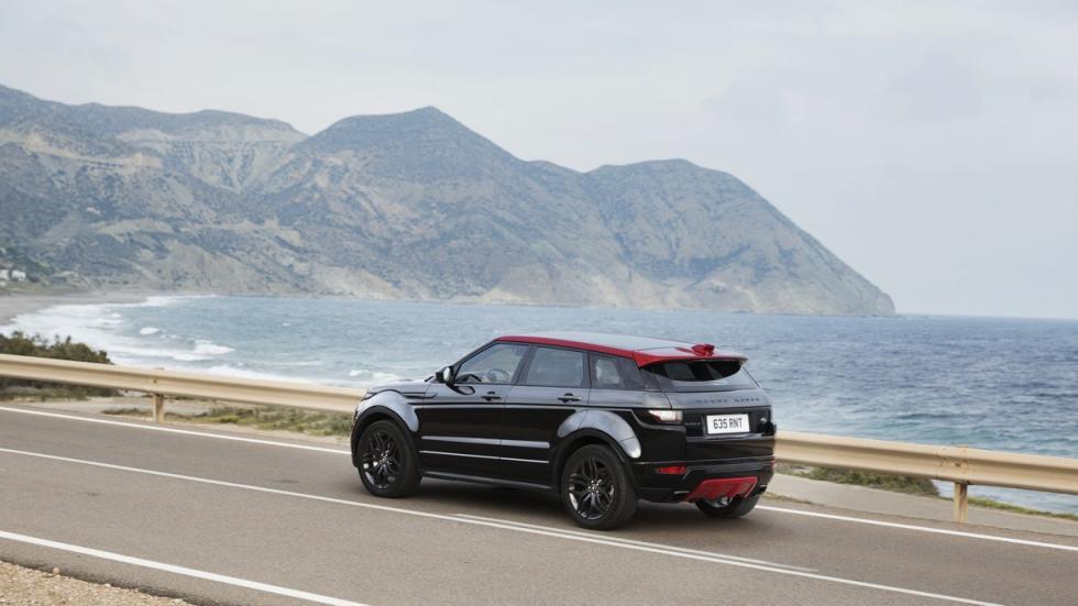 Range Rover Evoque Ember Special Edition dinamica
