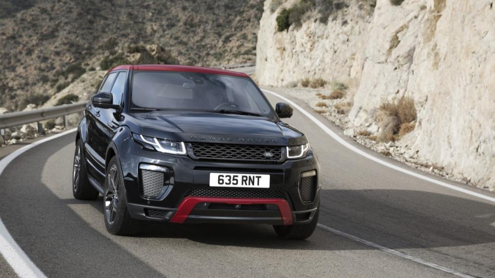 Range Rover Evoque Ember Special Edition frontal