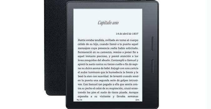 tecnologia paperwhite leer como libro