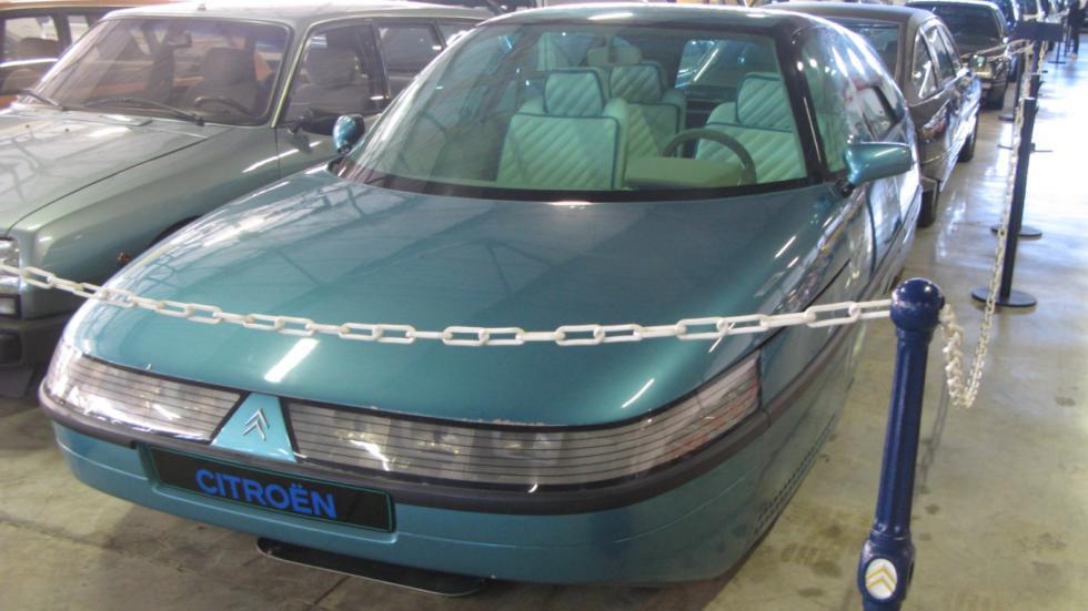 frontal del Citroën Eole