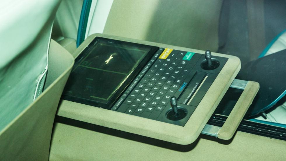 teclado de spectrum