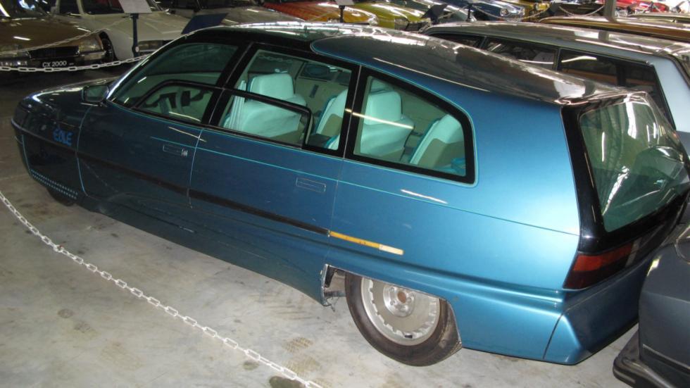 carrocería familiar, el Citroën Eole