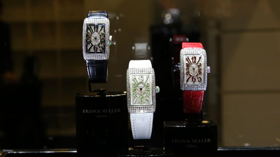 Relojes Top Marques 2016 frank muller mujer