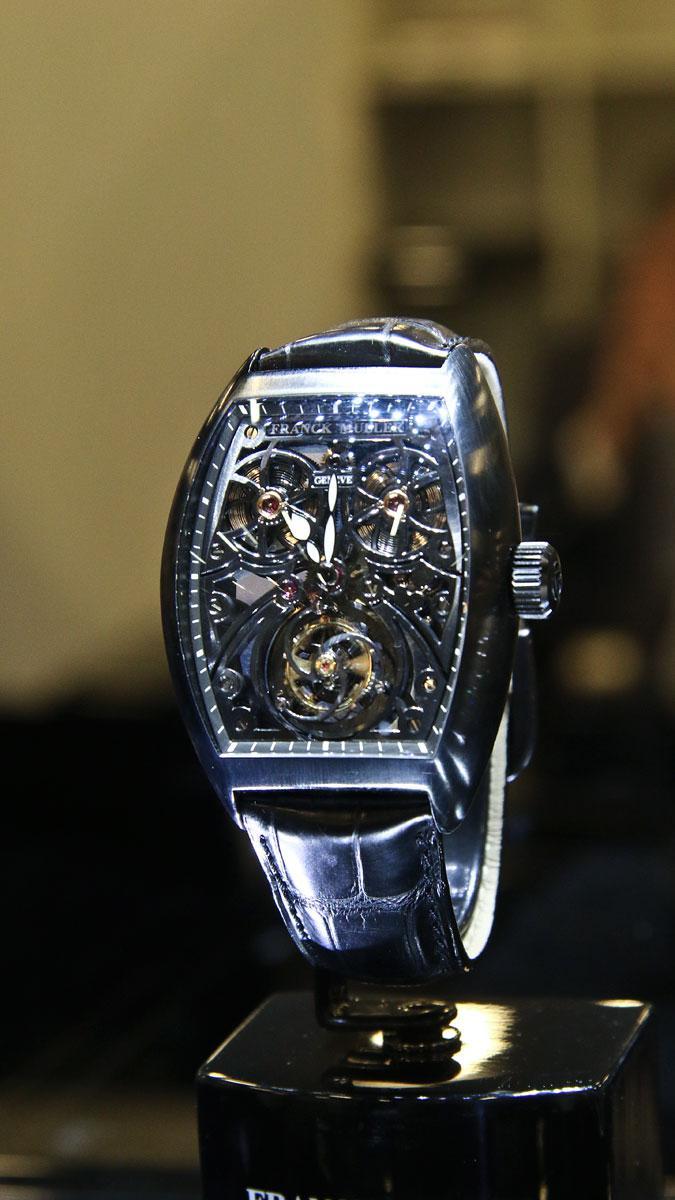 Relojes Top Marques 2016 frank muller complicacion