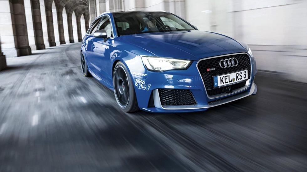 Audi RS3 Oettinger dinamica