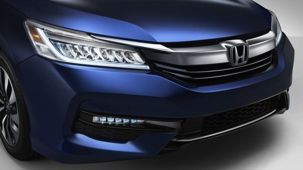 Honda Accord Hybrid frontal