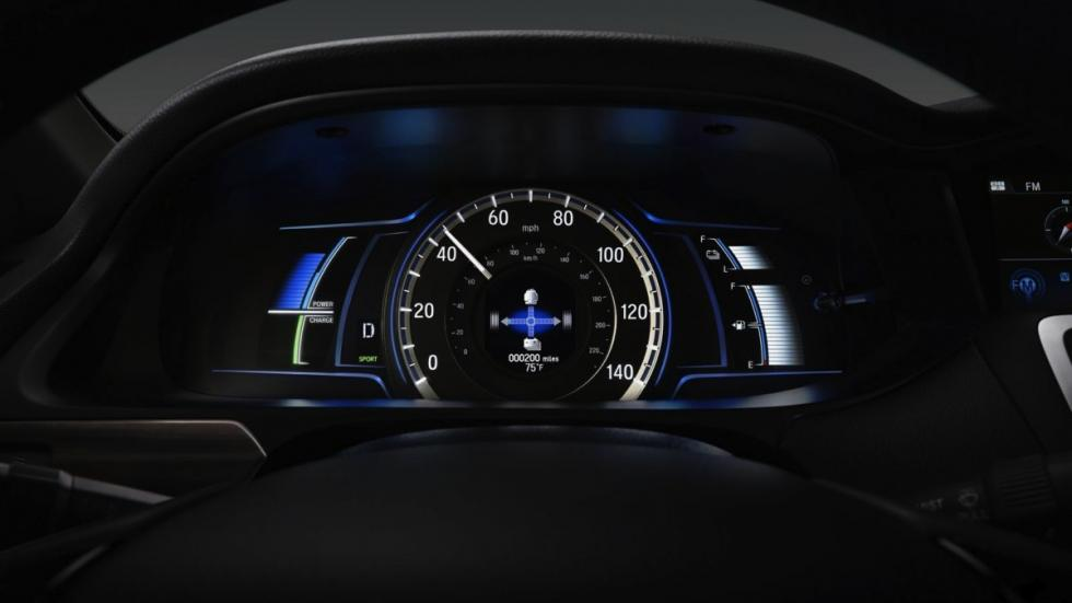 Honda Accord Hybrid relojes