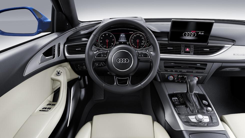 Audi A6 2016 salpicadero