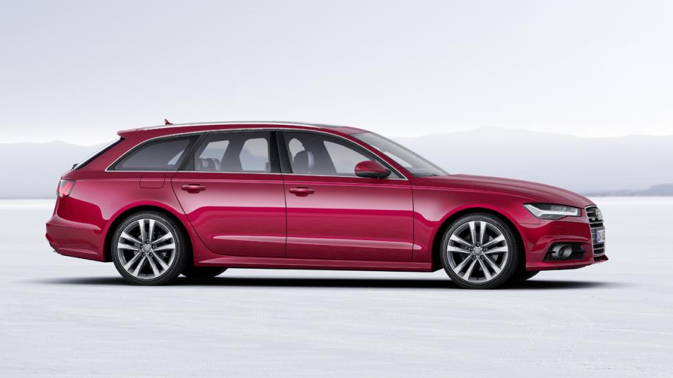 Audi A6 Avant 2016 lateral