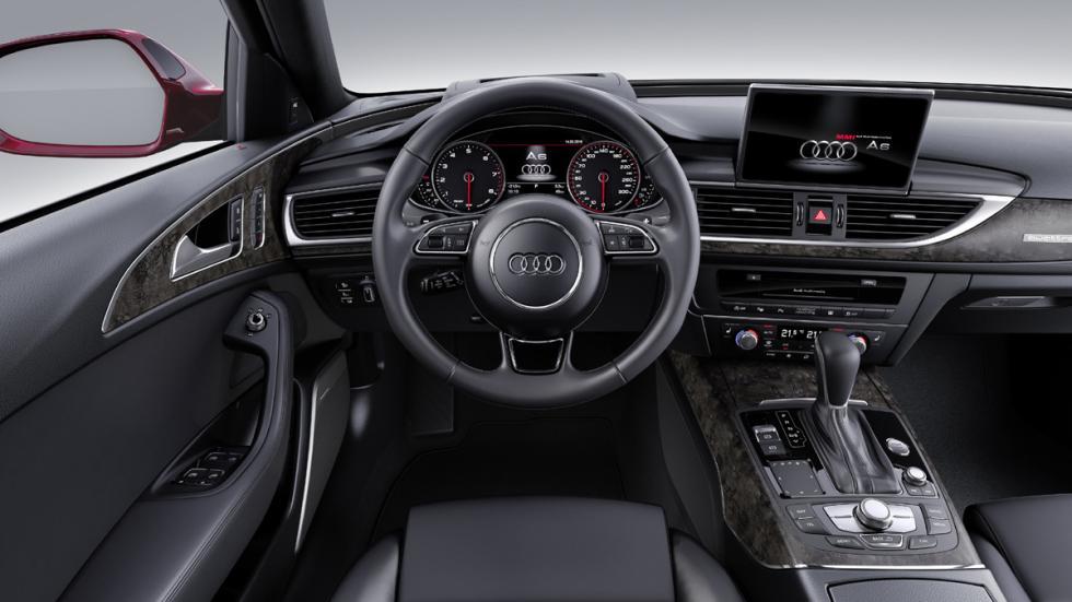 Audi A6 Avant 2016 salpicadero
