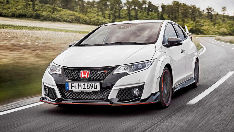 Honda Civic Type R morro