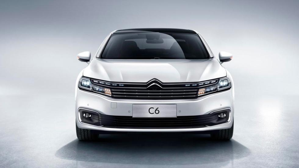 Citroën C6 2017 China