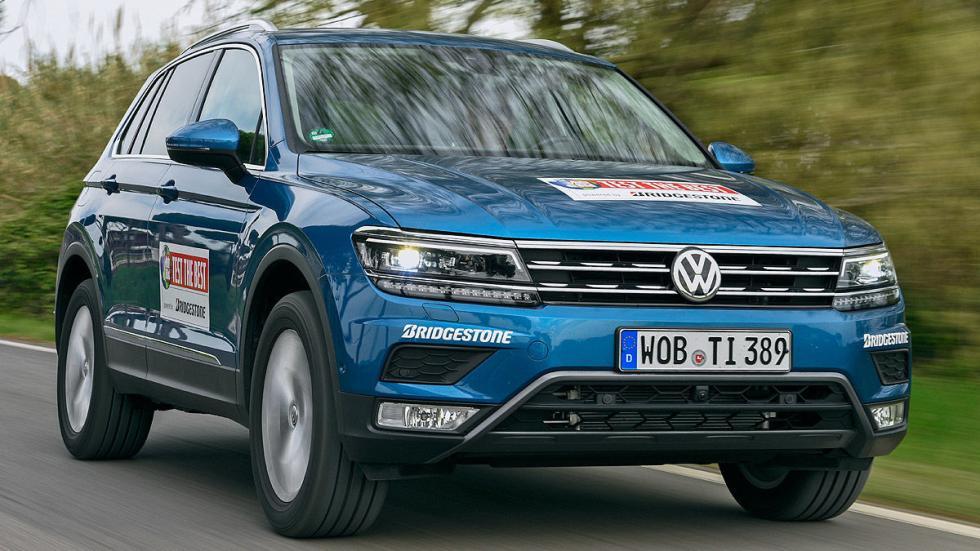 Volkswagen Tiguan 2016 morro