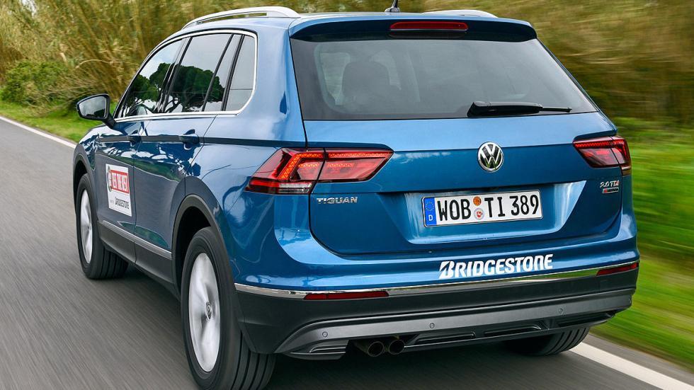 Volkswagen Tiguan 2016 zaga