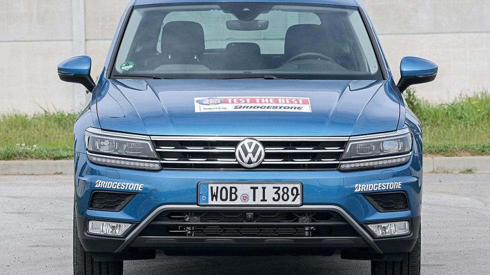 Volkswagen Tiguan 2016 faros