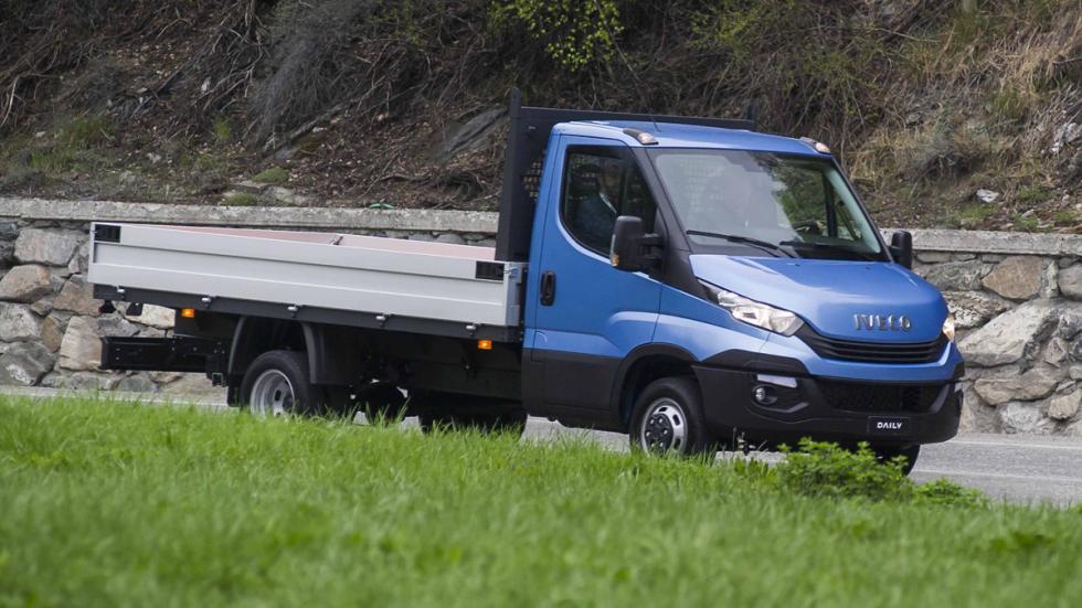 Nuevo Iveco Daily Euro 6 chasis cabina