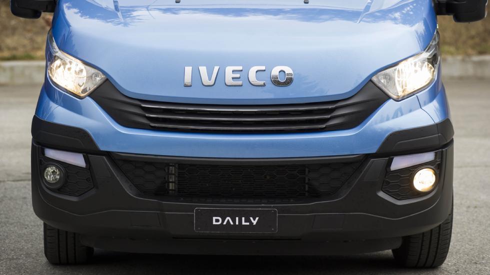 Nuevo Iveco Daily Euro 6 morro