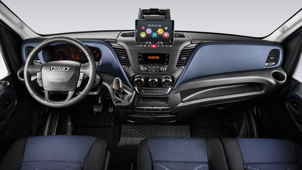 Nuevo Iveco Daily Euro 6 interior