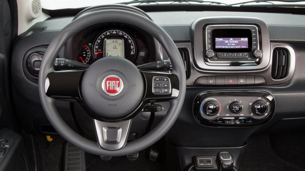 Fiat Mobi 2016 salpicadero