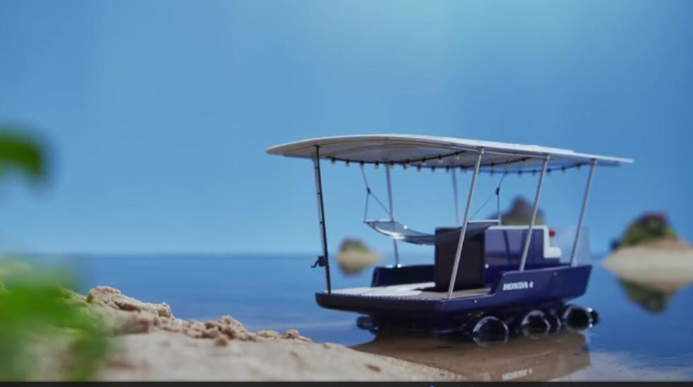 island hopper prototipo honda coches autonomos