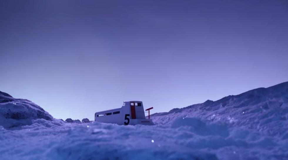 tundra sled prototipo honda coches autonomos