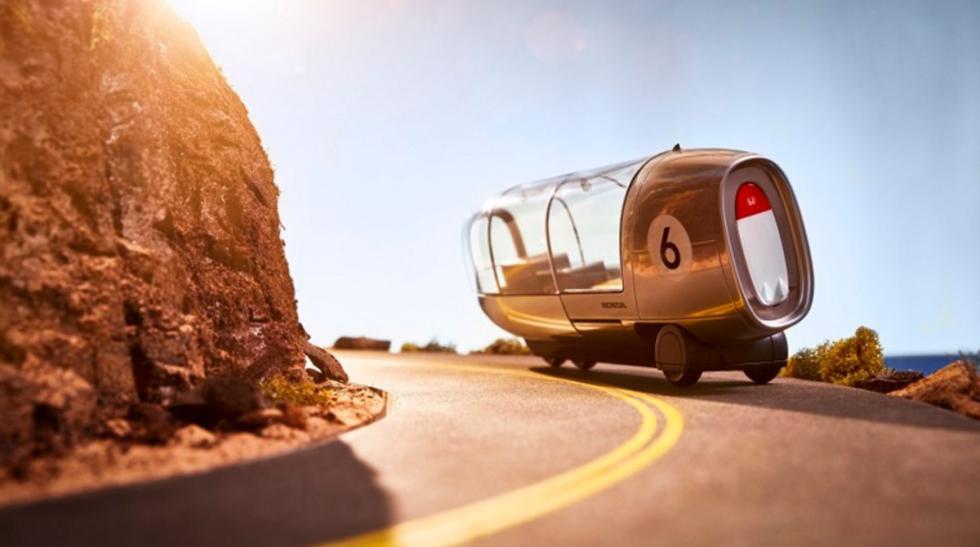 road tripper prototipo honda coches autonomos