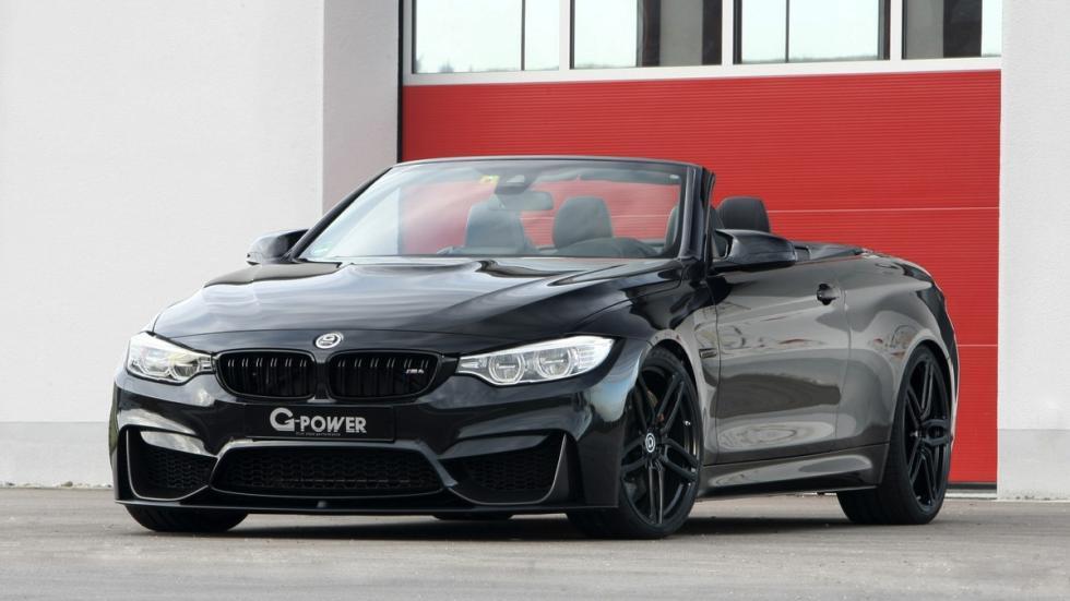 BMW M4 Cabrio G-Power frontal