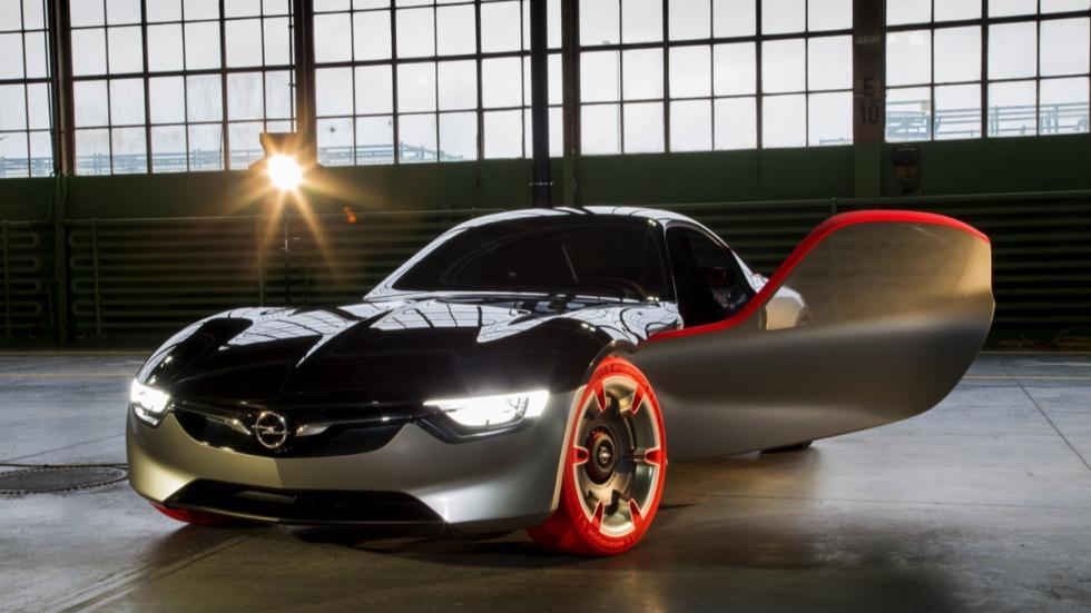 Opel GT Concept estudio