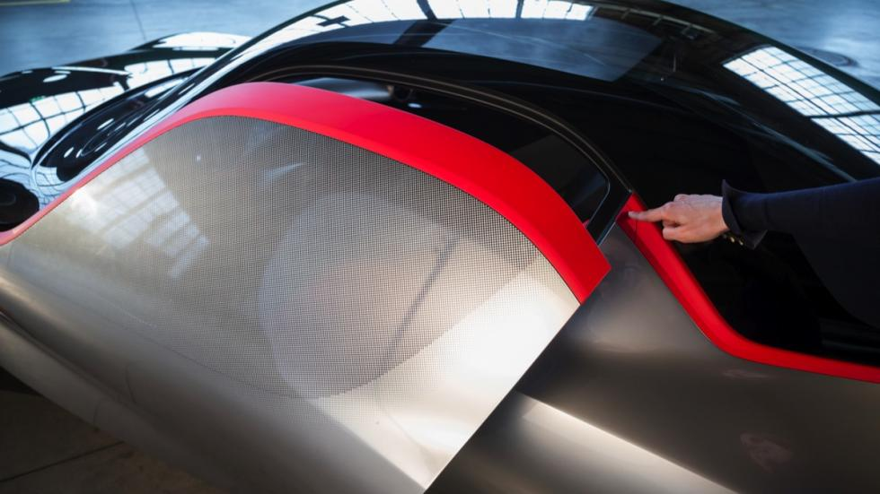 Opel GT Concept puertas