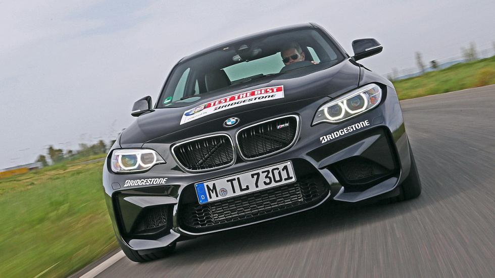 BMW M2 morro