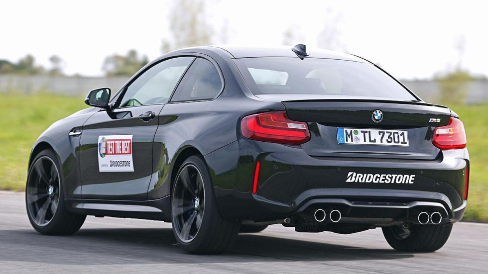 BMW M2 zaga