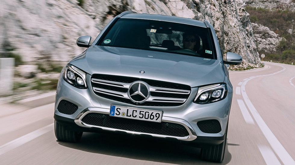 Mercedes GLC morro