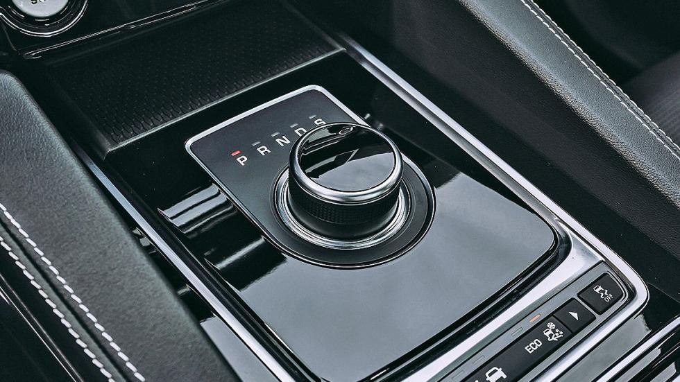 Jaguar F-Pace detalle