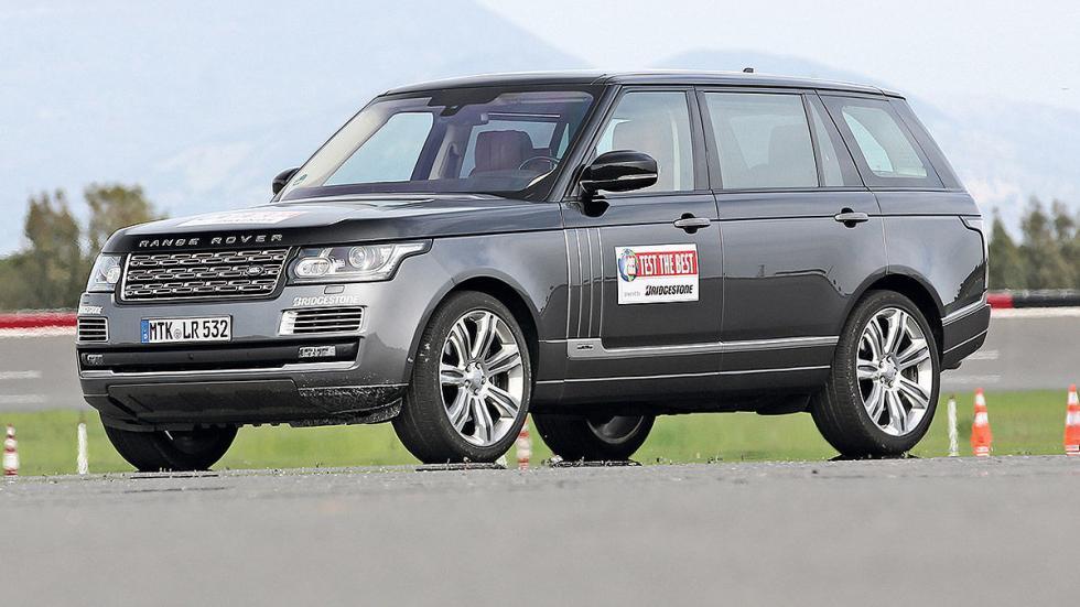Range Rover morro