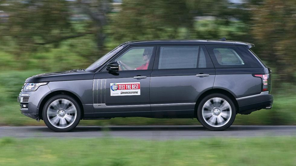 Range Rover lateral
