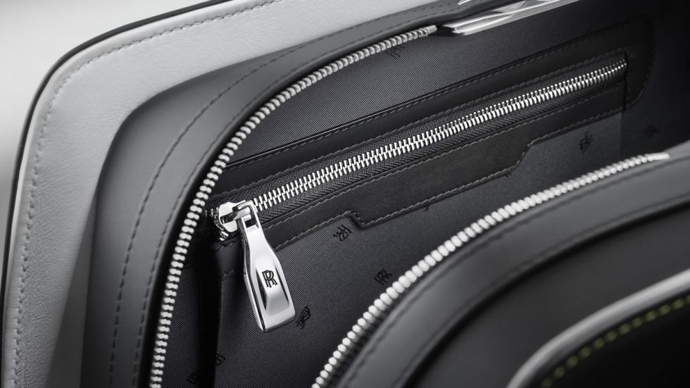 maletas de Rolls-Royce
