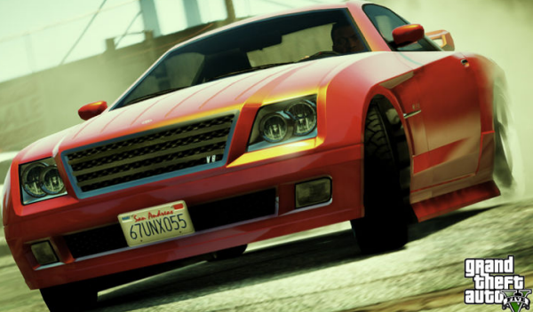 Chevrolet Crossfire GTA V
