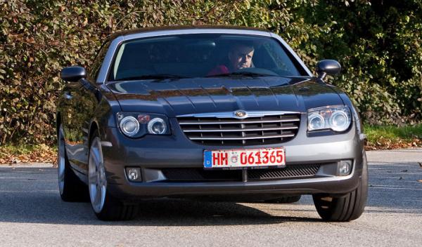 Chevrolet Crossfire Delantera