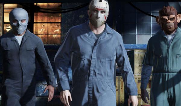 Protagonistas GTA V
