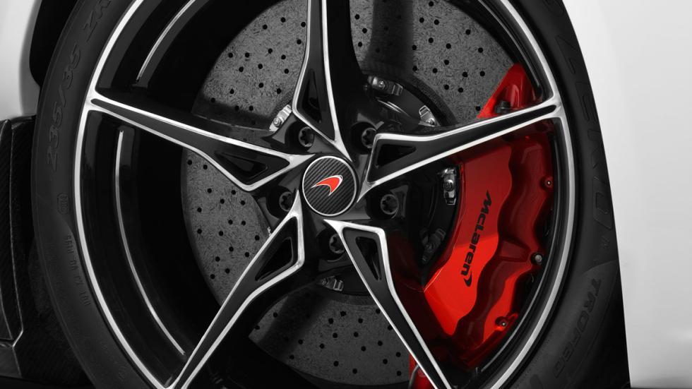 McLaren 675LT detalle 2