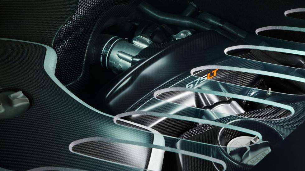 McLaren 675LT detalle 5