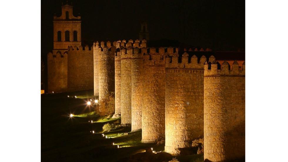 La Muralla de Ávila.