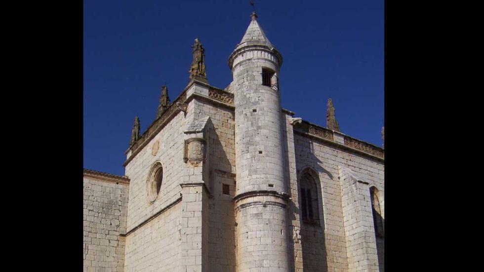 Iglesia de San Antolín.