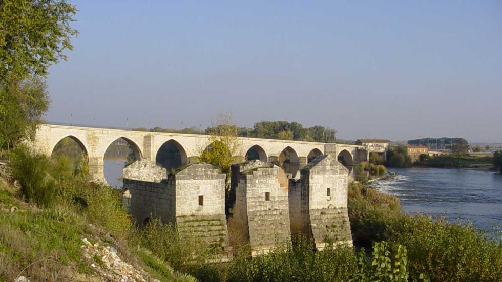 Puente de Tordesillas.